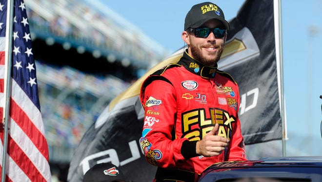 Alva's Ross Chastain will race in first Cup race this weekend at Dover International Speedway in Delaware.