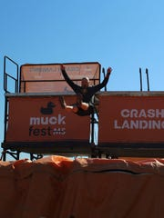 Nearly 5,000 participants are expected at MuckFest