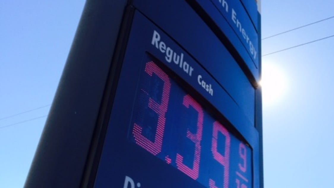 gas gouging The state attorney general's office has received 684 consumer complaints, a majority of which involved price-gouging essential items such as water and gas.