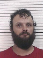 James T. Manley, 40, was charged with evidence tampering