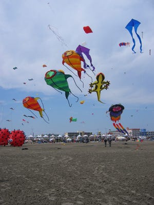 An inaugural Kites At The Pier event is planned for Sunday at Pier Village.