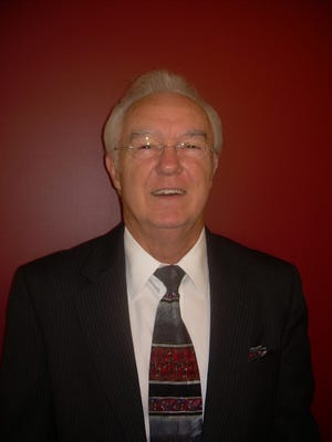 Raymond Goodrich helped raise more than $1 million for the University of Louisiana at Lafayette Foundation, various UL music programs and high school bands.