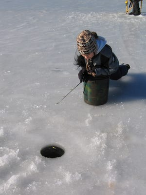 The public is invited to learn how to ice fish at the Kettle Moraine State Forest - Northern Unit on Jan. 21.