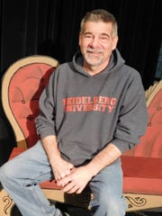 """Randy Brown is directing """"Mary Poppins"""" for the Fremont Community Theatre."""