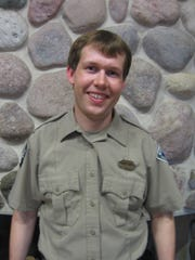 James Enigl joins the Kettle Moraine State Forest-Northern