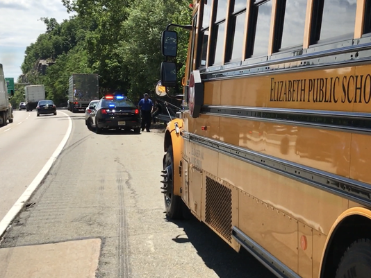 bus accident Route 287