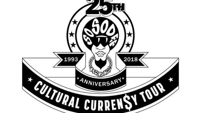 "Jermaine Dupri is headlining Bridgestone Arena for ""The So So Def 25th AnniversaryCultural Curren$yTour"" on October 25."