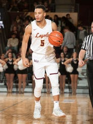Loyola's Marques Townes