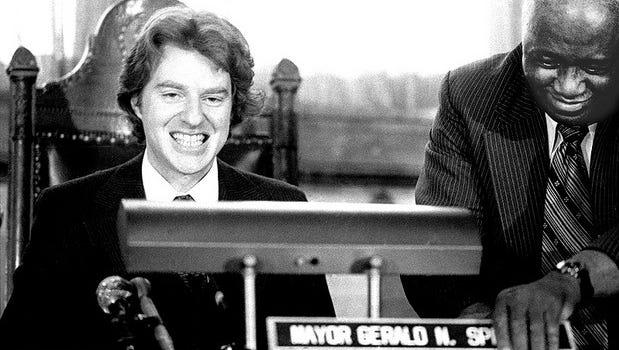 6. Jerry Springer was the elected mayor of Cincinnati in 1997.