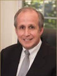 South Nyack attorney Dennis Lynch represents Brooklyn-basedKedishas Aharon D'Hadas.