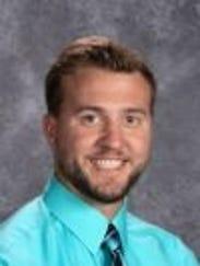 Adam Johnson, Sauk Rapids-Rice High School.