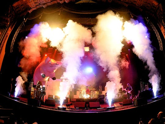 Wish You Were Here: The Sight and Sound of Pink Floyd will be at the Ritz Theatre in Tiffin on Saturday.