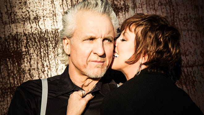 Pat Benatar and husband Neil Giraldo will perform June 12 at the Farmington Civic Center.