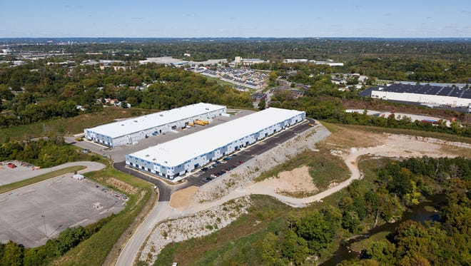 Bridgestone signed a lease shortly before the AmeriPlex office/warehouse complex was sold.