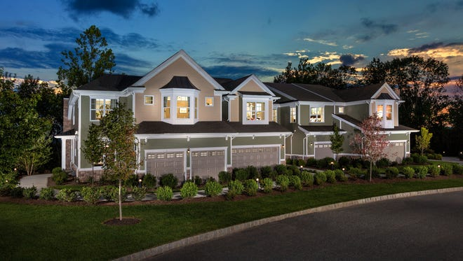 Just a few homes remain in the current building phase at the Meadows at Panther Valley in Allamuchy.