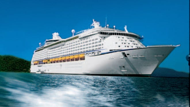 Royal Caribbean's Explorer of the Seas will move to Alaska for the summer of 2016.