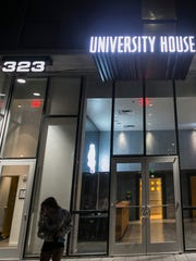 The University House (UH) balconies are now kept locked