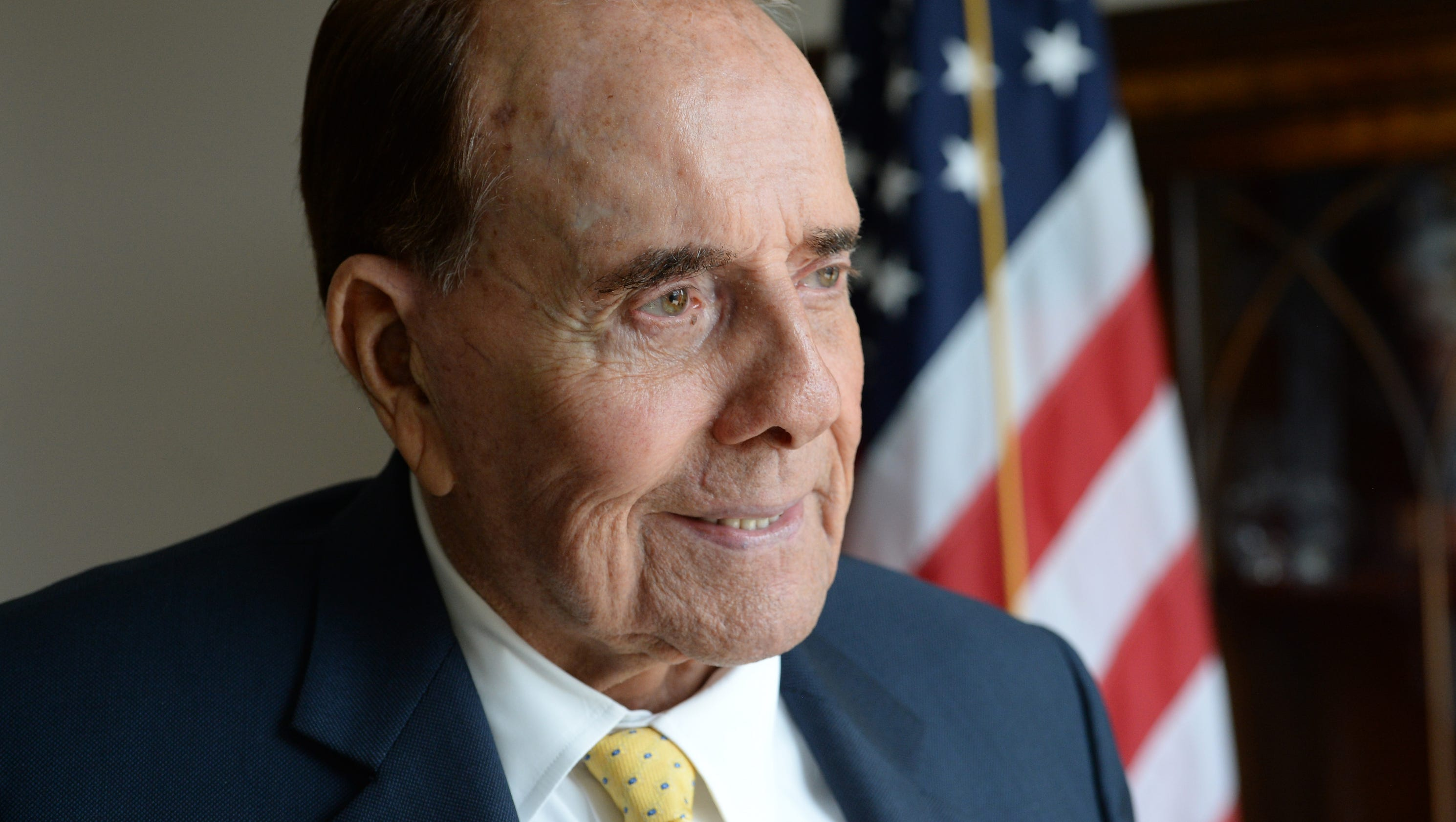 Welcome To Twitter… And Trolls, Bob Dole