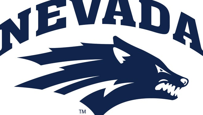 The Nevada softball team split a doubleheader at San Diego State on Tuesday.