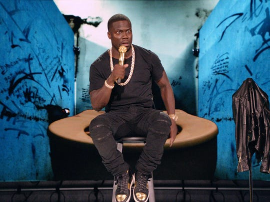 """""""Kevin Hart: What Now?"""" is Kevin Hart's stand-up concert movie."""