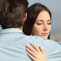 Woman should exit from troubled relationship