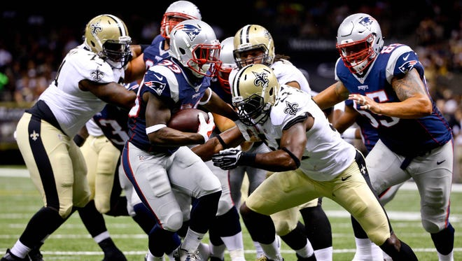 The Saints will hold two joint practices with the New England Patriots in Foxboro, Massachusetts, prior to their exhibition game on Aug. 11.