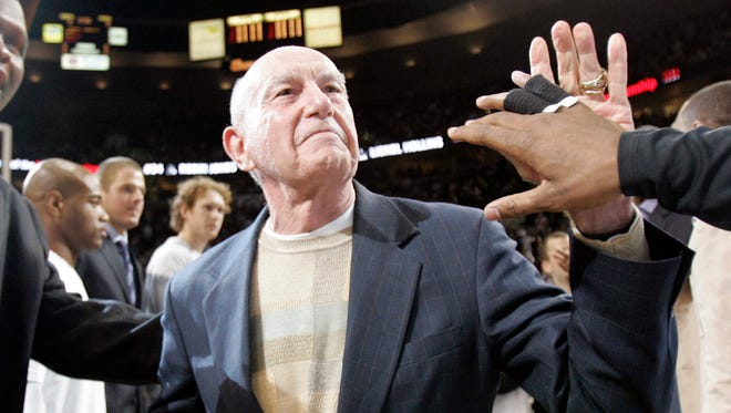 Jack Ramsay coached Portland to the 1977 NBA title.