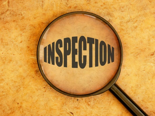 Wood County Inspection reports