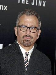 Filmmaker Andrew Jarecki at the Jan. 28, 2015 premiere