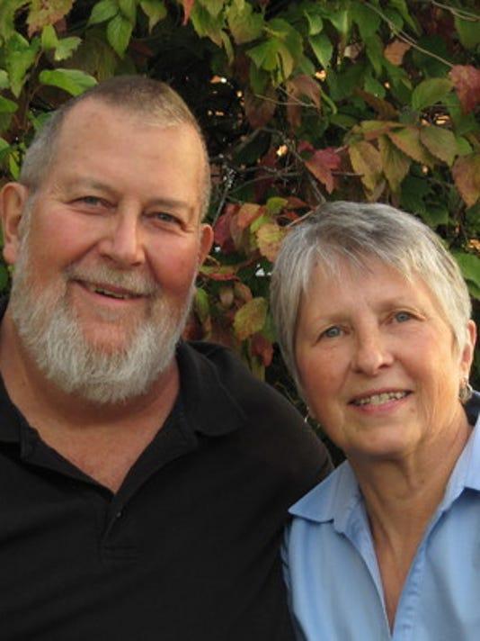 Anniversaries: Frank Koontz & Judy Koontz