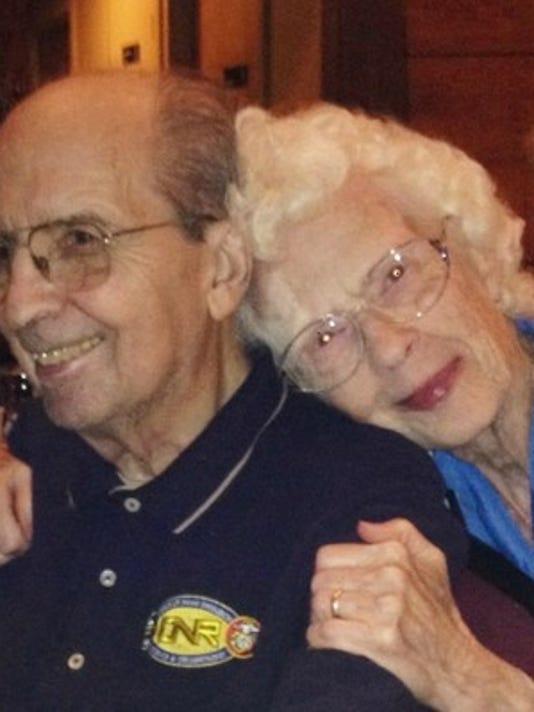 Anniversaries: Herbert Eleuterio & Marianne Eleuterio