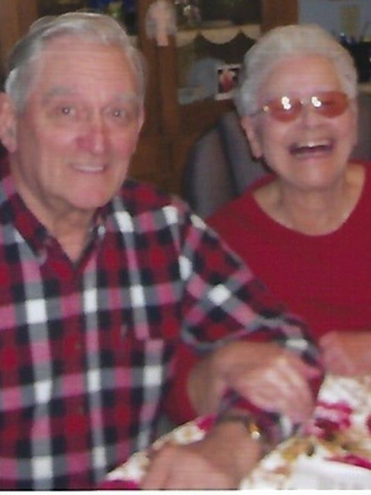 Anniversaries: Harold Graves & Donna Graves