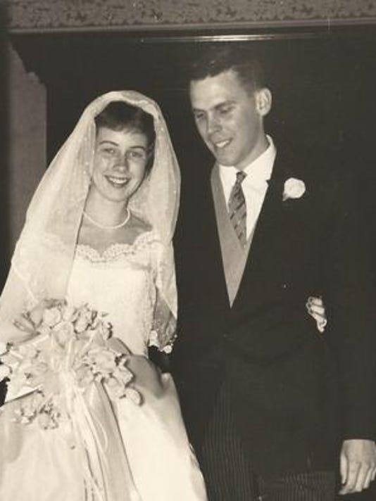 Anniversaries: Roseann Bentley & John Bentley