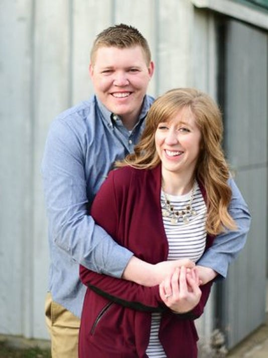 Engagements: Justin Paul Aksterowicz & Bethany Erin Adams