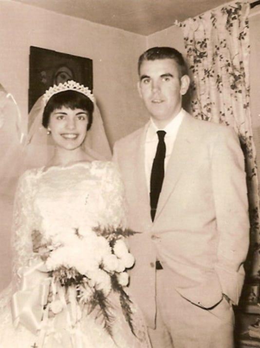 Anniversaries: Joe Kutschbach & Liz Kutschbach