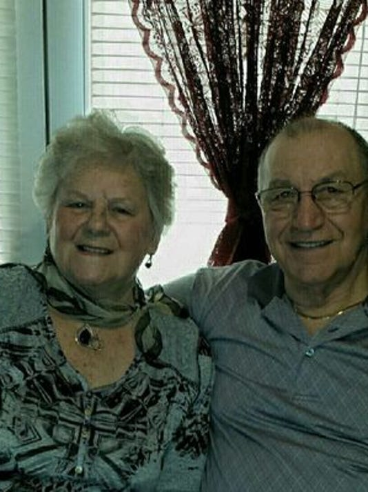 Anniversaries: Don Mockerman & Betty Mockerman