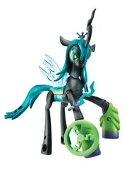 Queen Chrysalis is one of the characters getting an