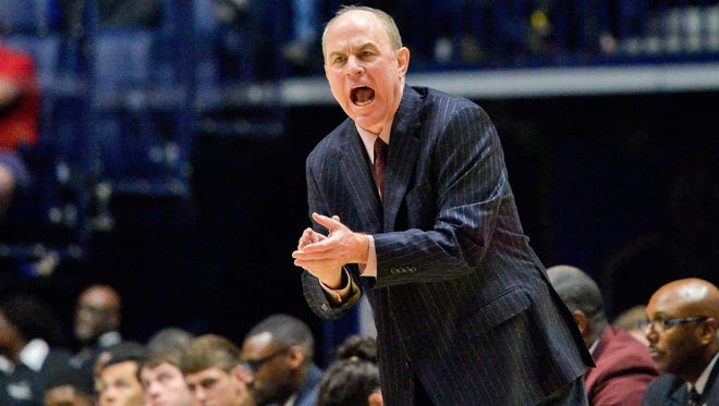 Mississippi State coach Ben Howland called this year's team the youngest he's coached in his career.