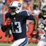 Titans' Kendall Wright re-injures hamstring