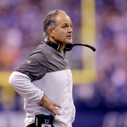 Here's what Colts owner Jim Irsay said about coach