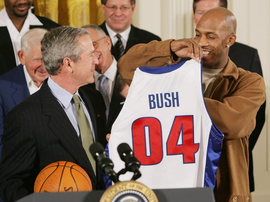 BUSH BILLUPS