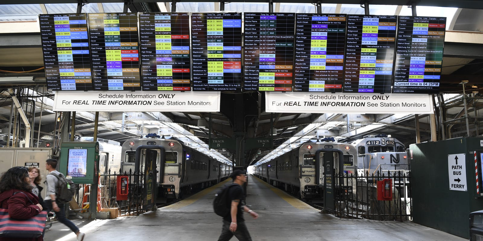 NJ Transit troubles: How Phil Murphy is facing pressure as