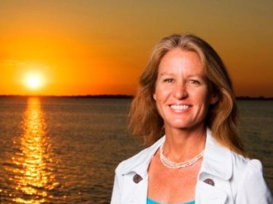 Barbara Schluraff, broker/owner of Century 21 Ocean,
