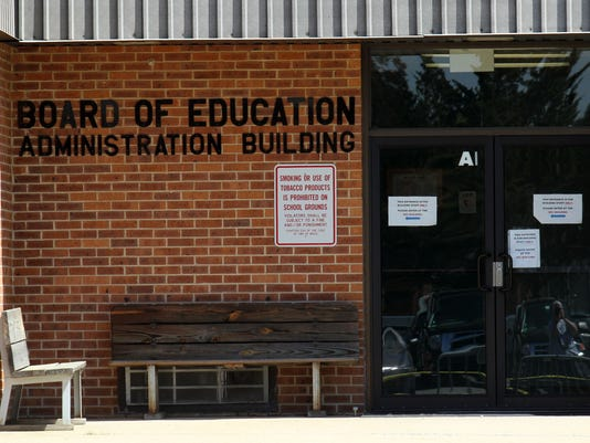 Brick Board of Education offices