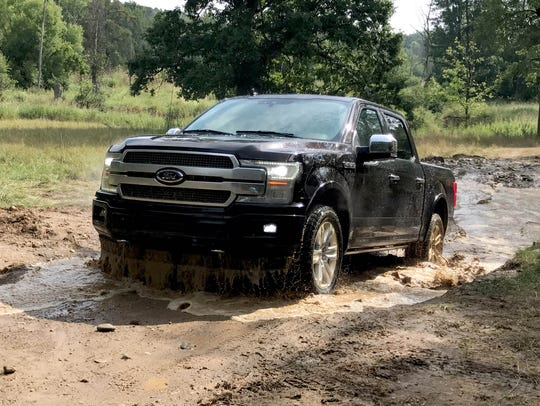 Ford sales cont is defined by the F-150 pickup.