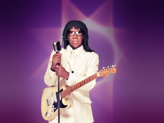 CHIC featuring Nile Rodgers and Earth, Wind and Fire