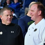 What Notre Dame's new offensive, defensive coordinators have learned during spring
