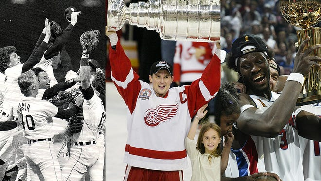 Detroit has won 22 major professional sports championships, which ranks fourth among American cities.