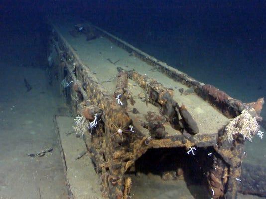 Japan-WWII Battleship