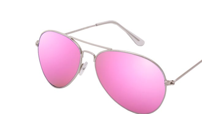 Put away those rose-colored glasses.
